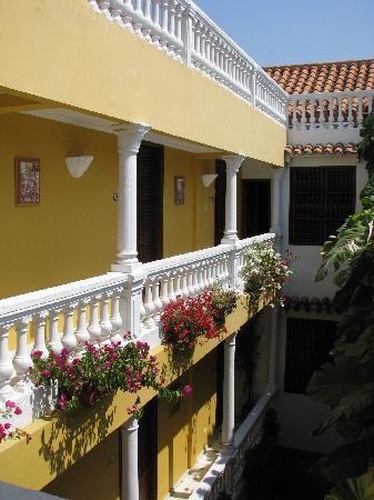Casa La Fe - a Kali Hotel : internal balconies