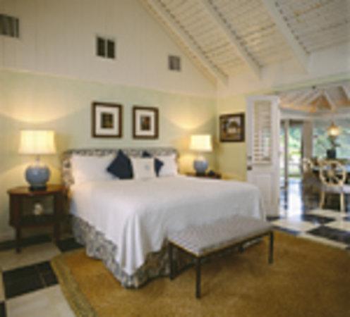 Round Hill Hotel & Villas: Deluxe suite
