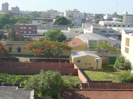 Pedro Juan Caballero, Paraguay: centroo