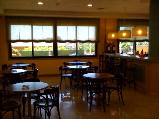 Aparthotel Atlantico Resort: cafeteria