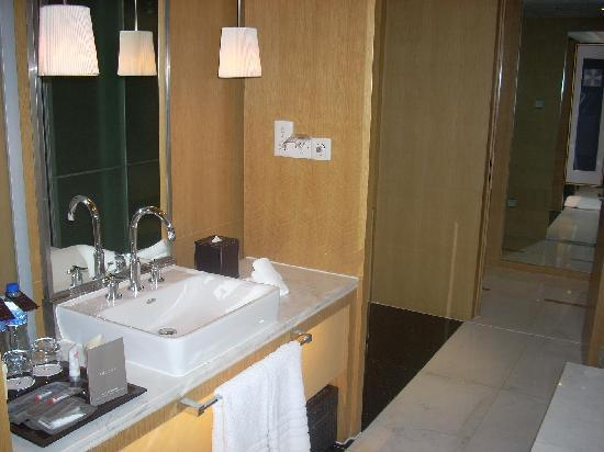Sofitel Xian on Renmin Square: Junior Suite - Bathroom