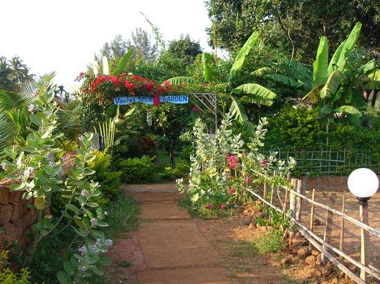 Patnem, India: Entrance