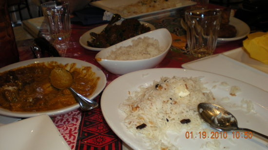 Dhaka Restaurant: Great food