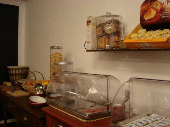Hotel du Taur: Breakfast