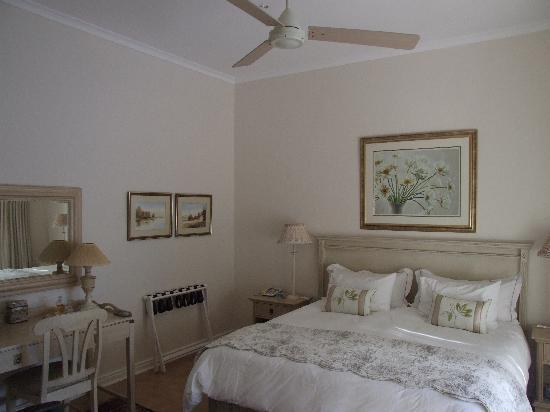 Our lovely room - Carslogie House 2010