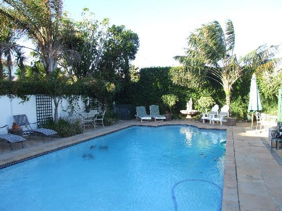 Carslogie House: The swimming pool