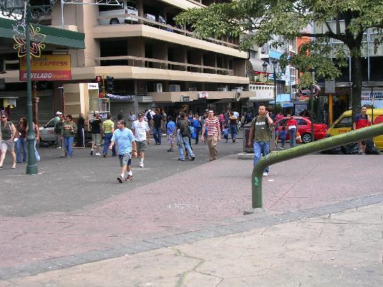 Hotel La Amistad: San Jose, Plaza Cultura