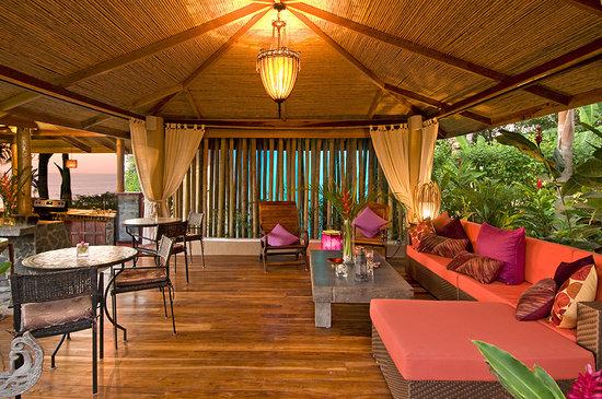Casa Chameleon: Lounge