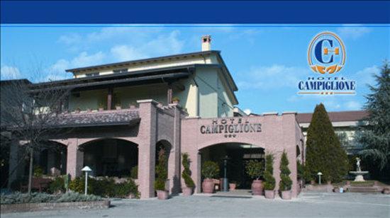 Facciata Hotel Campiglione