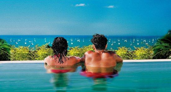 at Water's Edge Resort: Wish you were here...