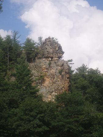 Governor Dodge State Park: Enee Point