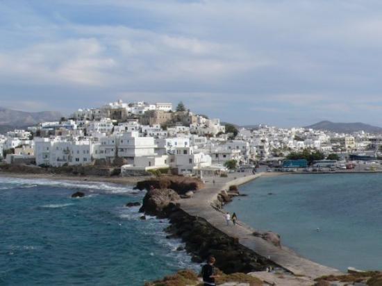 นักซอสซิตี, กรีซ: Naxos Island