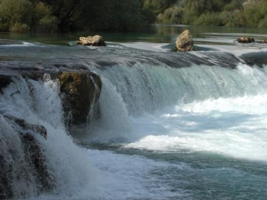 Manavgatské vodopády