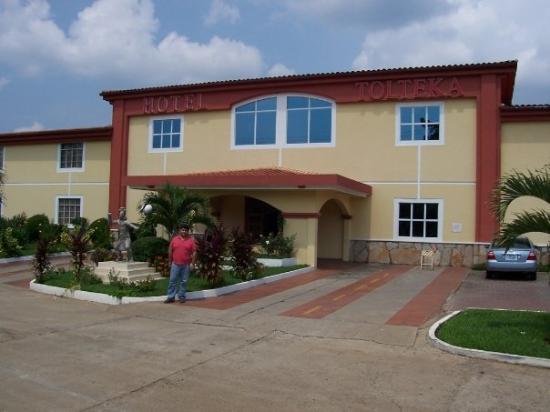 Tolteka Plaza Hotel: Santa Ana, El Salvador