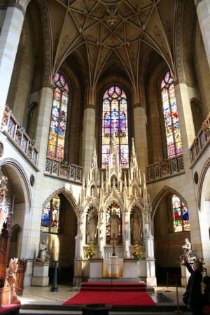 Lutherstadt Eisleben, Germany: Castle Church Wittenberg, Germany