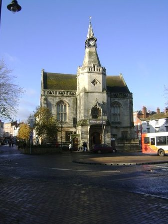 ‪‪Banbury‬, UK: Banbury Town Hall‬