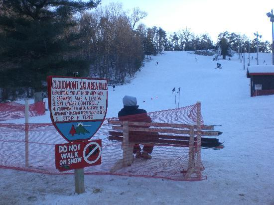 Cloudmont Ski Resort : Local rules