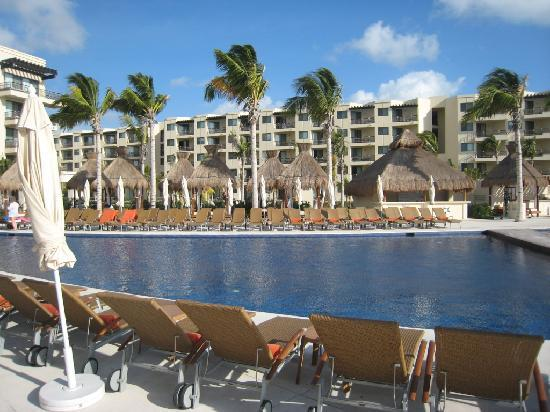 Map of resort - Picture of Dreams Riviera Cancun Resort & Spa ... Dreams Riviera Cancun Map on