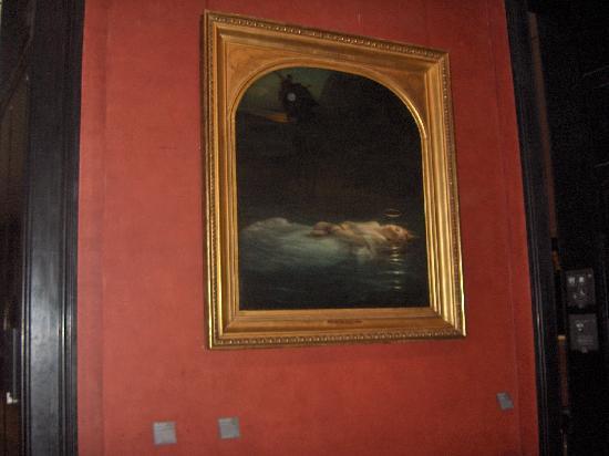 Hotel Abbatial Saint Germain : Leonardo's first