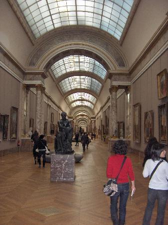 Hotel Abbatial Saint Germain : Make sure you walk these halls
