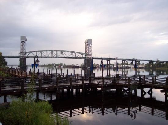 Cape Fear River: Wilmington, NC