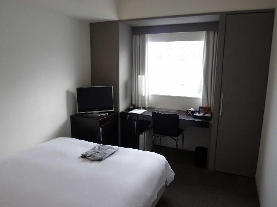 Cross Hotel Sapporo: 快適な部屋