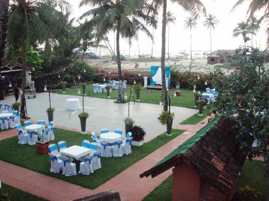 Longuinhos Beach Resort: Wedding Preparations