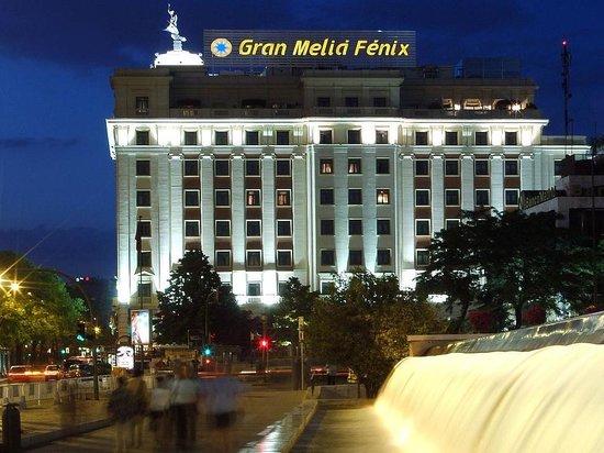 Gran Melia Fenix Madrid Spain Hotel Reviews Tripadvisor