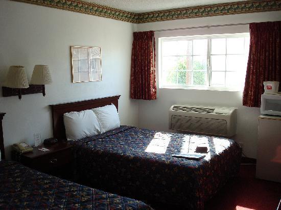 Rodeway Inn: la chambre