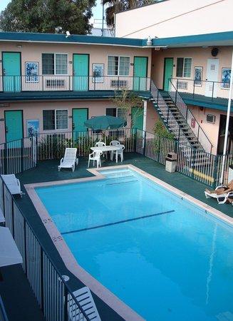 Rodeway Inn: la piscine