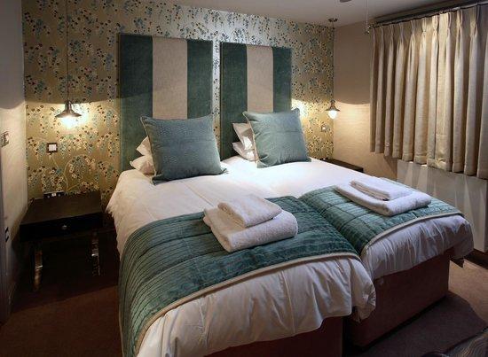 The Hoste: Railway Inn bedroom