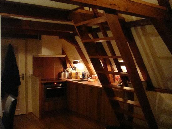 Amsterdam Jewel: Kitchen - Amber Suite