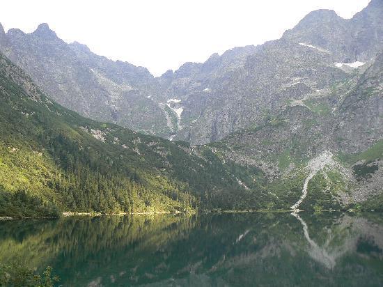 Pologne du sud, Pologne : Morskie Oko