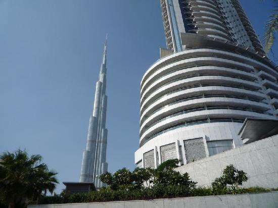 Il Burj Dubai