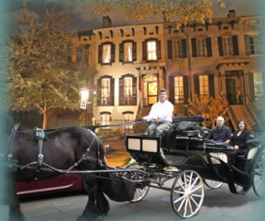 The Olde Savannah Inn: Soectacular Historic Bed and Breakfast
