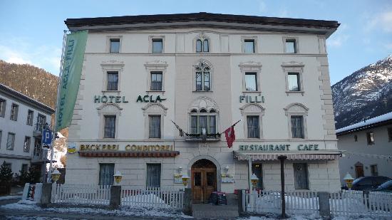 Zernez, Suiza: Acla Filli Hotel