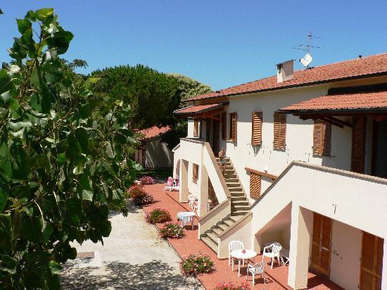 Residence Ghiacci Vecchi: la casa colonica