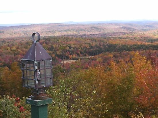 100 mile view Marlboro Vermont