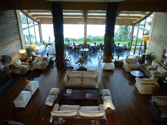 Hotel Cumbres Puerto Varas: lounge