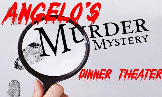 Angelos Murder Mystery Dinner Theater