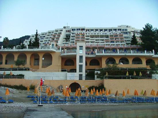 Sunshine Corfu Hotel & Spa: Early morning