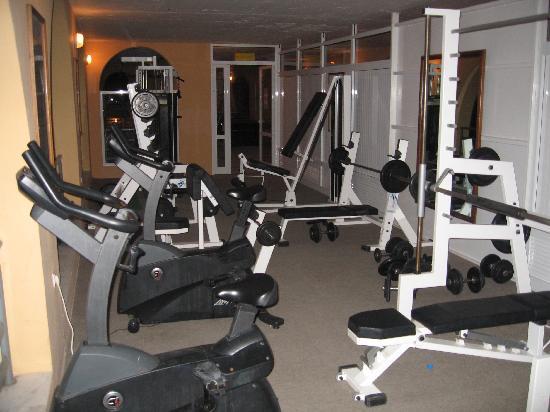 Sunshine Corfu Hotel & Spa : gym