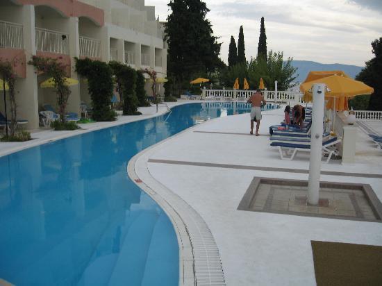 Nissaki, Hellas: relax pool