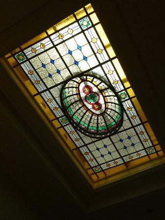 Magnolia Hotel Boutique : ceiling
