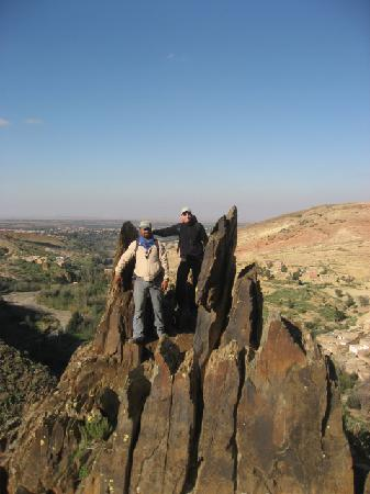 Berber Travel Adventures : With our guide