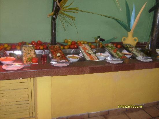Hotel Puerta Del Sol Playa El Agua: Buenisimo