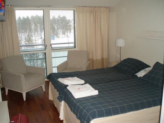 Hotel K5 Levi: la chambre