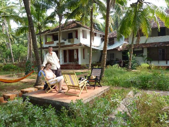 Kannur Beach House: Happy guests