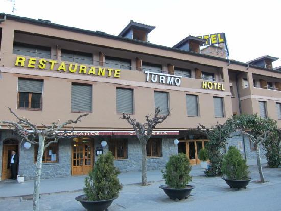 Labuerda, Испания: ホテル外観