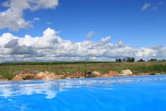 Estancia Finca Piedra: Pool